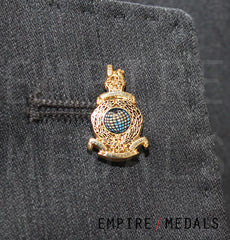 Royal Marines Lapel Badge