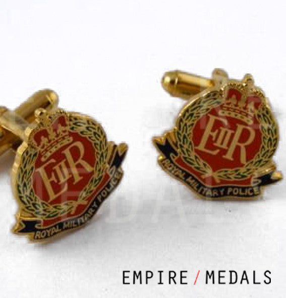 Royal Military Police Cufflinks