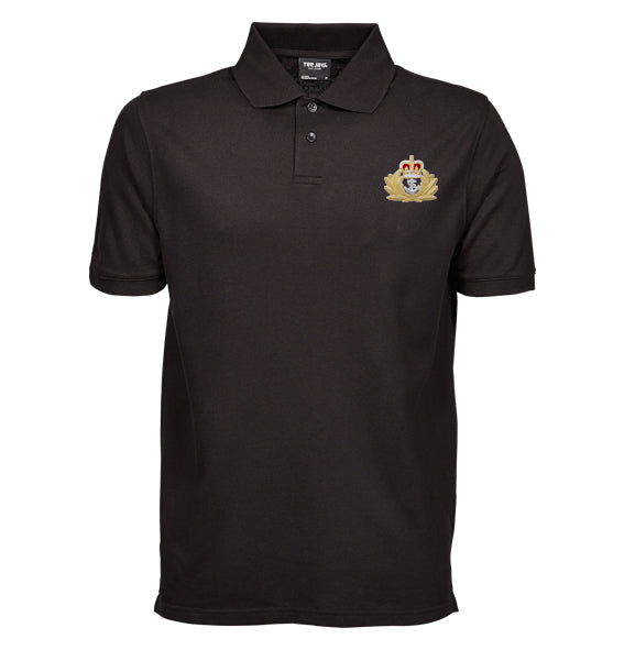 Royal Navy Crest Polo Shirt