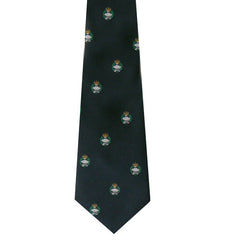 Royal Tank Regiment (crest) Silk Tie