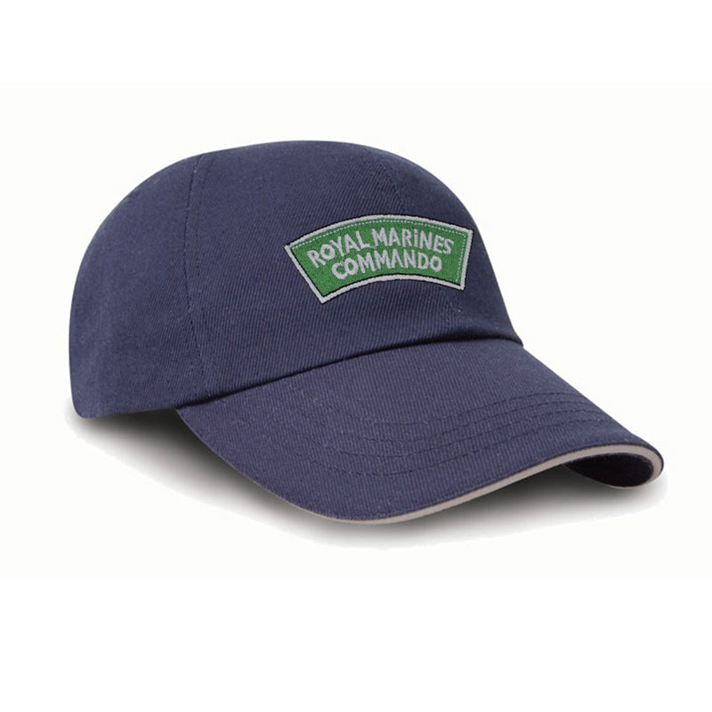 Royal Marines Commando Flash Baseball Hat