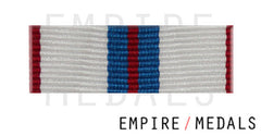 Queens Silver Jubilee Medal Ribbon Bar