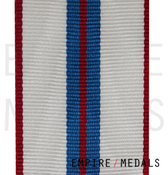 Queens Silver Jubilee Medal Ribbon