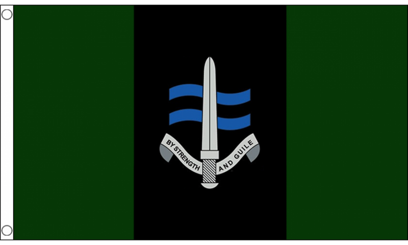 Special Boat Service (SBS) Flag