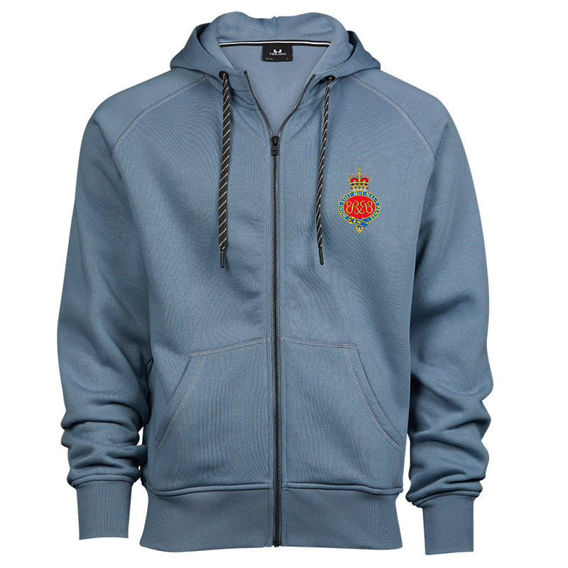 Tee Jays Fashion Zip Hooded Sweatshirt