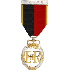 Long meritorious service from empire medal ltd empire for Army emergency reserve decoration