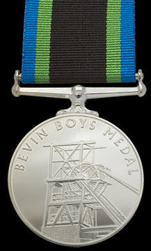 The Bevin Boys Medal