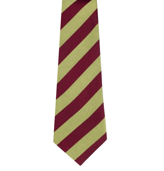 The Kings Royal Hussars Silk Tie