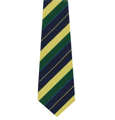 The Queen's Royal Hussars Silk Tie