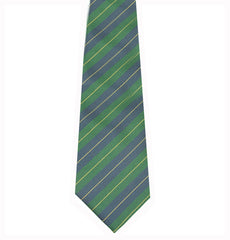 The Queen's Royal Irish Hussars Silk Tie