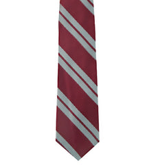 The Queen's Royal Lancers Silk Tie