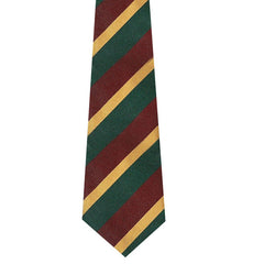 The Royal Dragoon Guards Silk Tie