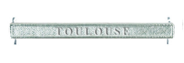 Toulouse Clasp