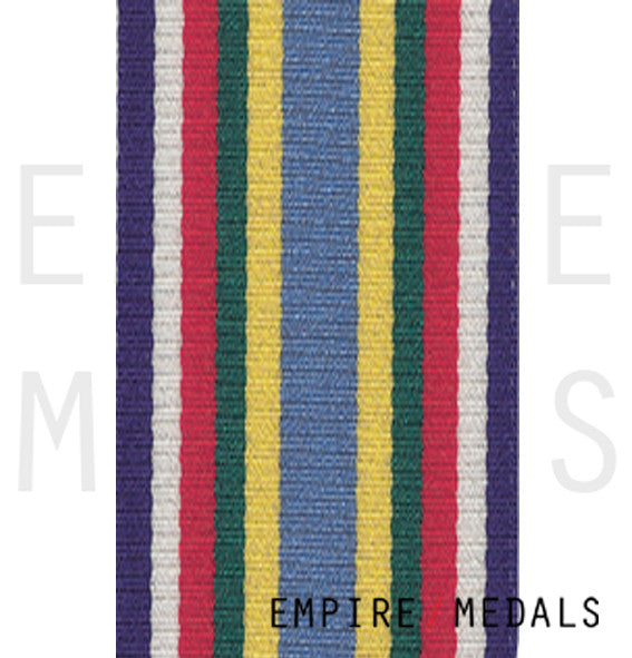UN Central African Rep Medal Ribbon