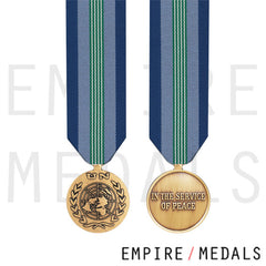 UN Central America Miniature Medal