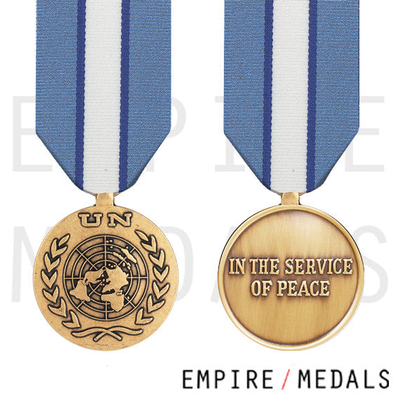 UN Cyprus UNFICYP Full Size Medal