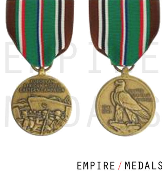 USA Europe Africa Middle East Campaign Medal
