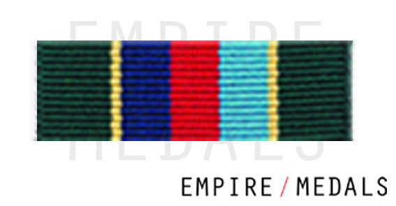 Volunteer Reserve Service Medal Ribbon Bar