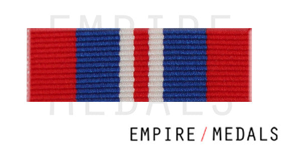 War Medal Ribbon Brooch Bar