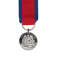 Waterloo Medal Miniature