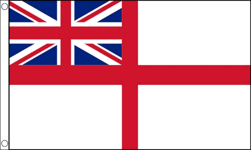 White Ensign Flag - 3ft X 2ft