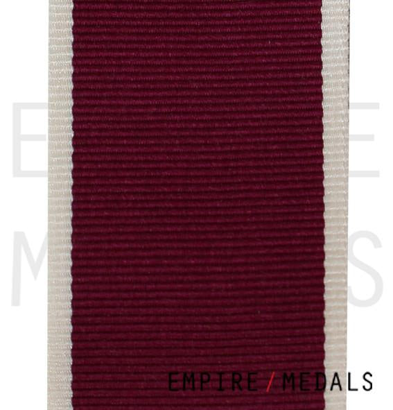 Army Long Service Medal Ribbon - Roll Stock
