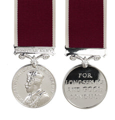 Army Long Service & Good Conduct Medal GV