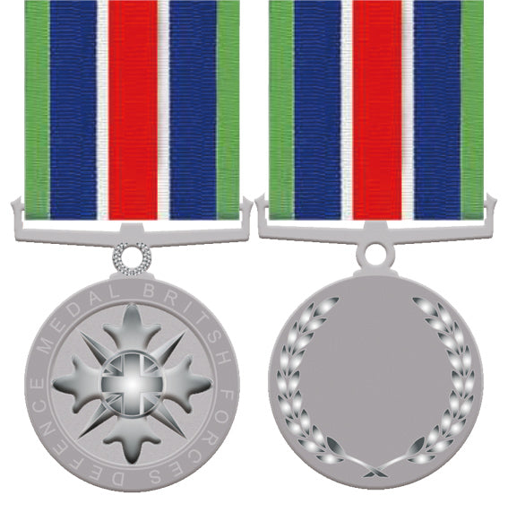 British Forces Defence Miniature Medal