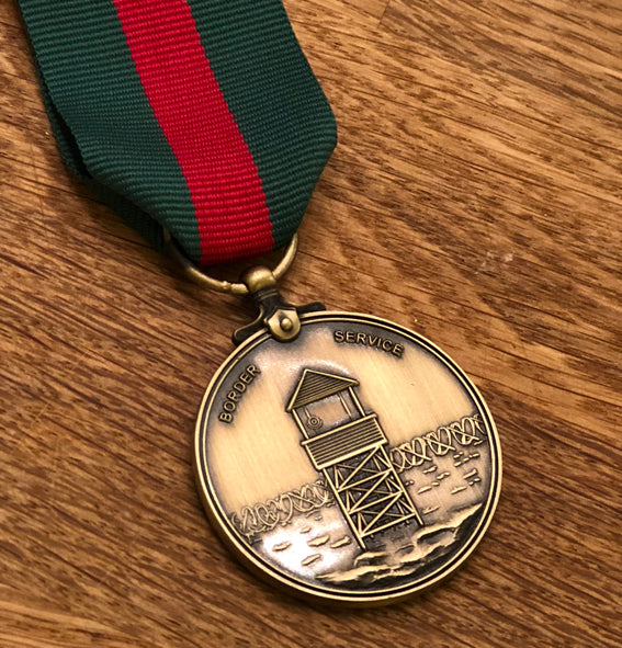Border Service Commemorative Medal