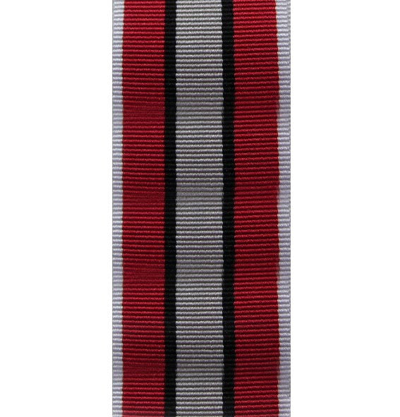 Fire Service Association Medal Ribbon