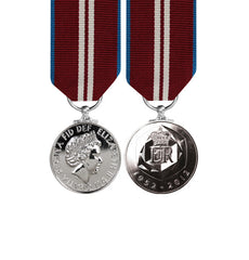2012 Diamond Jubilee Miniature Medal