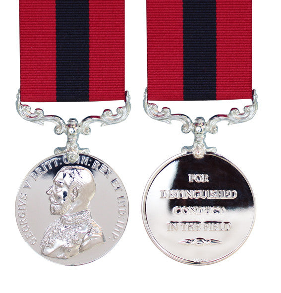 Distinguished Conduct Medal GV