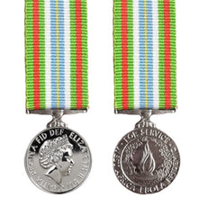 The Full Size Ebola Medal