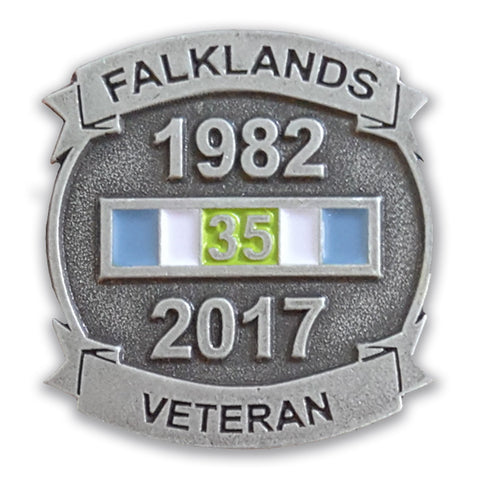 Veterans Lapel Badges