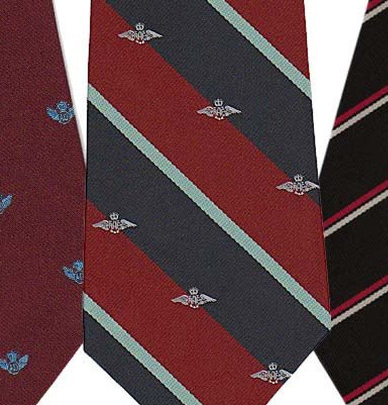 Royal Gloucestershire, Berkshire and Wiltshire Regiment Silk Tie