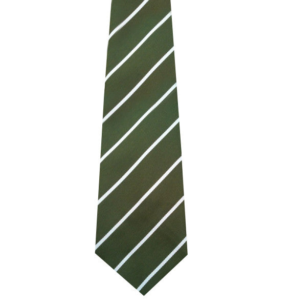 Green Howards (Alexandra, Princess of Wales's Own Yorkshire Regiment) Silk Tie