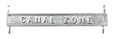 general service canal zone clasp