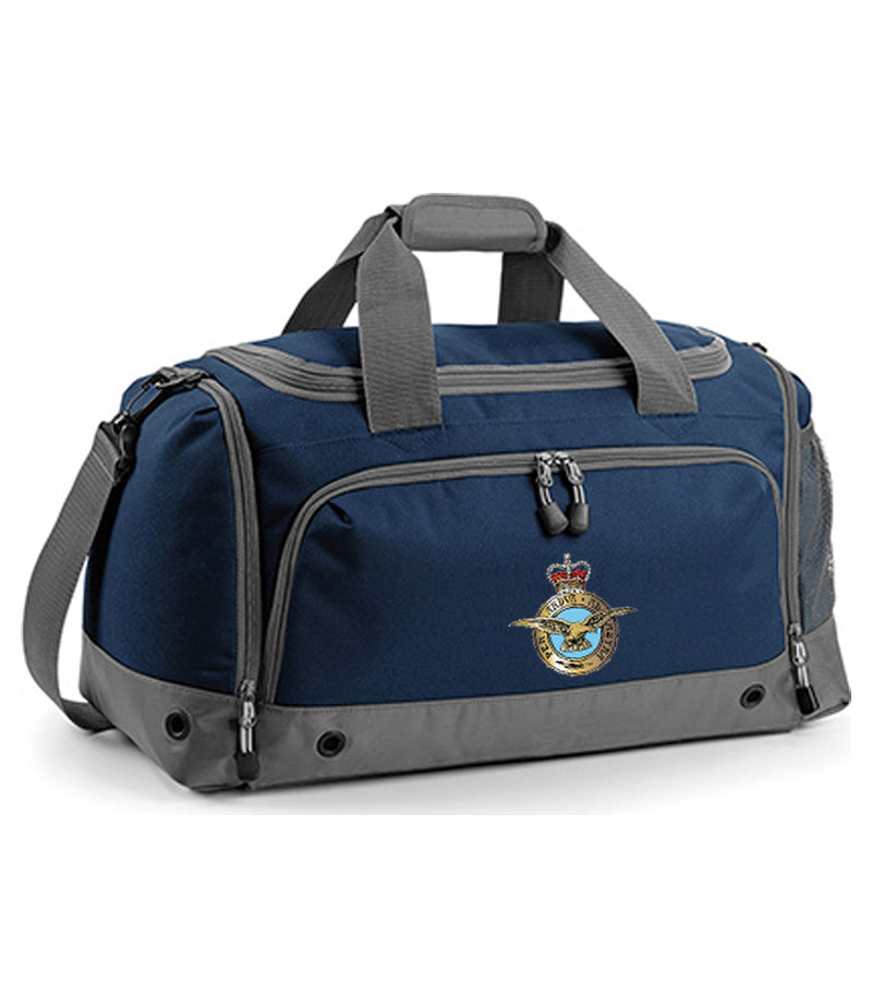 Military Embroidered Holdall - French Navy