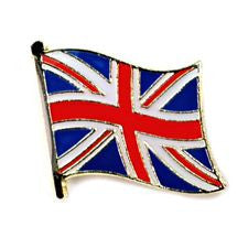 Union Flag Lapel Pin