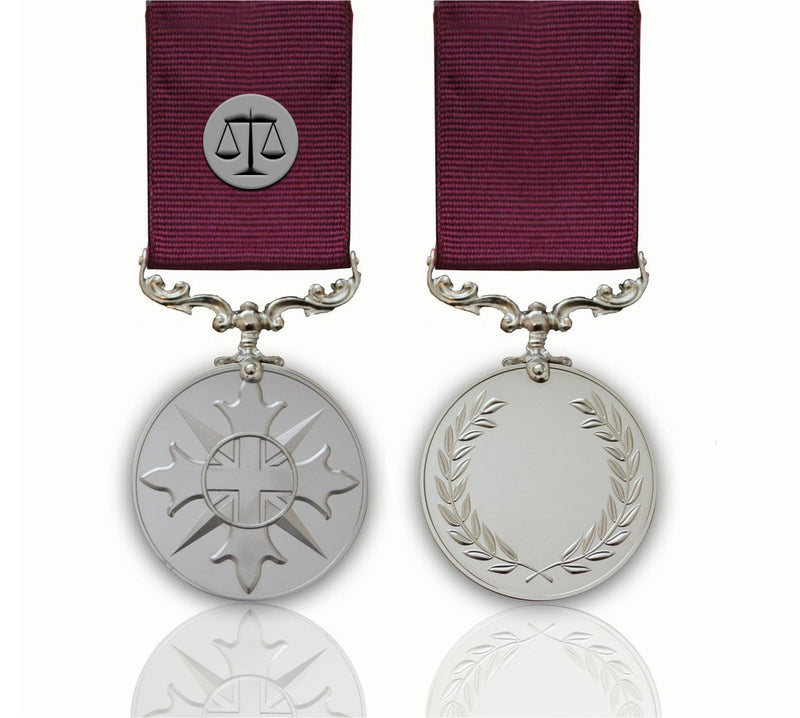 The Social Justice Medal of the British People