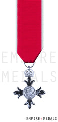 MBE Civilian Miniature