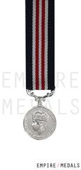 Military Medal GVI Miniature