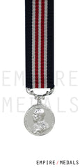 Military Medal GV Miniature