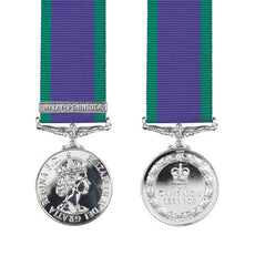 Miniature General Service Medal Malay Peninsula
