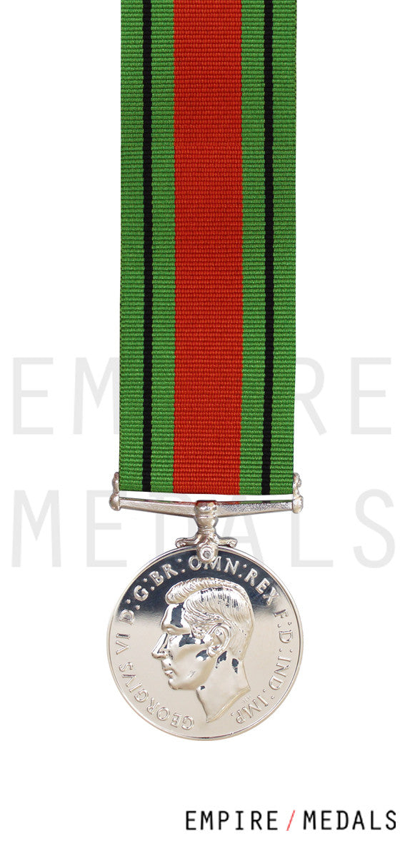 Defence Medal Miniature