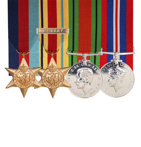 Miniature Medal Court Mounting