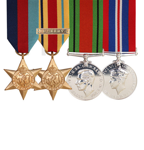 Miniature Medal Swing Mounting