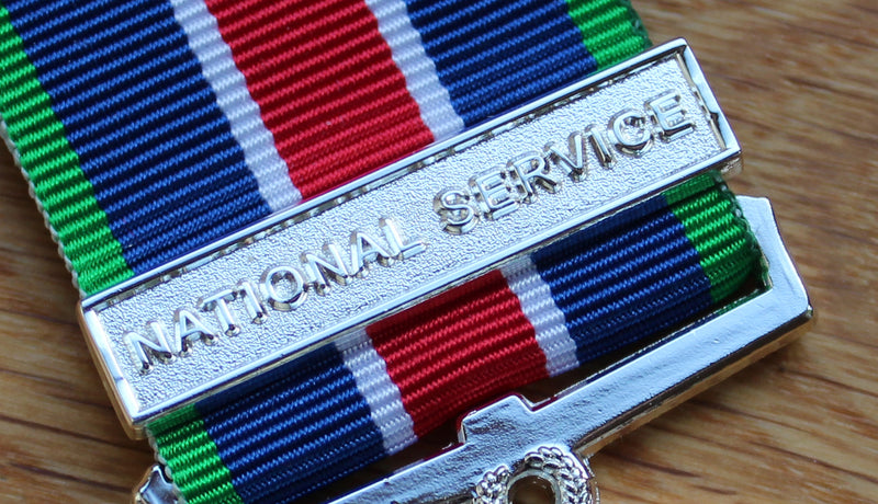 National Service British Forces Defence Medal