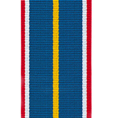 Commemorative National Service Medal Ribbon