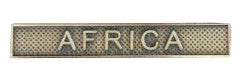 Africa Full Size NATO Clasp Only